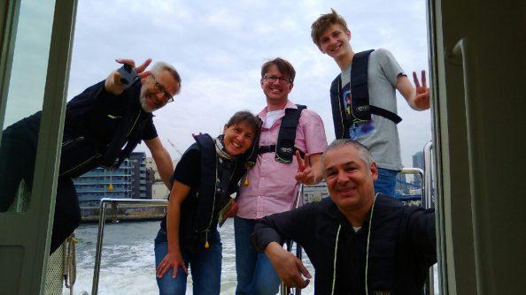 観光ドイツ人